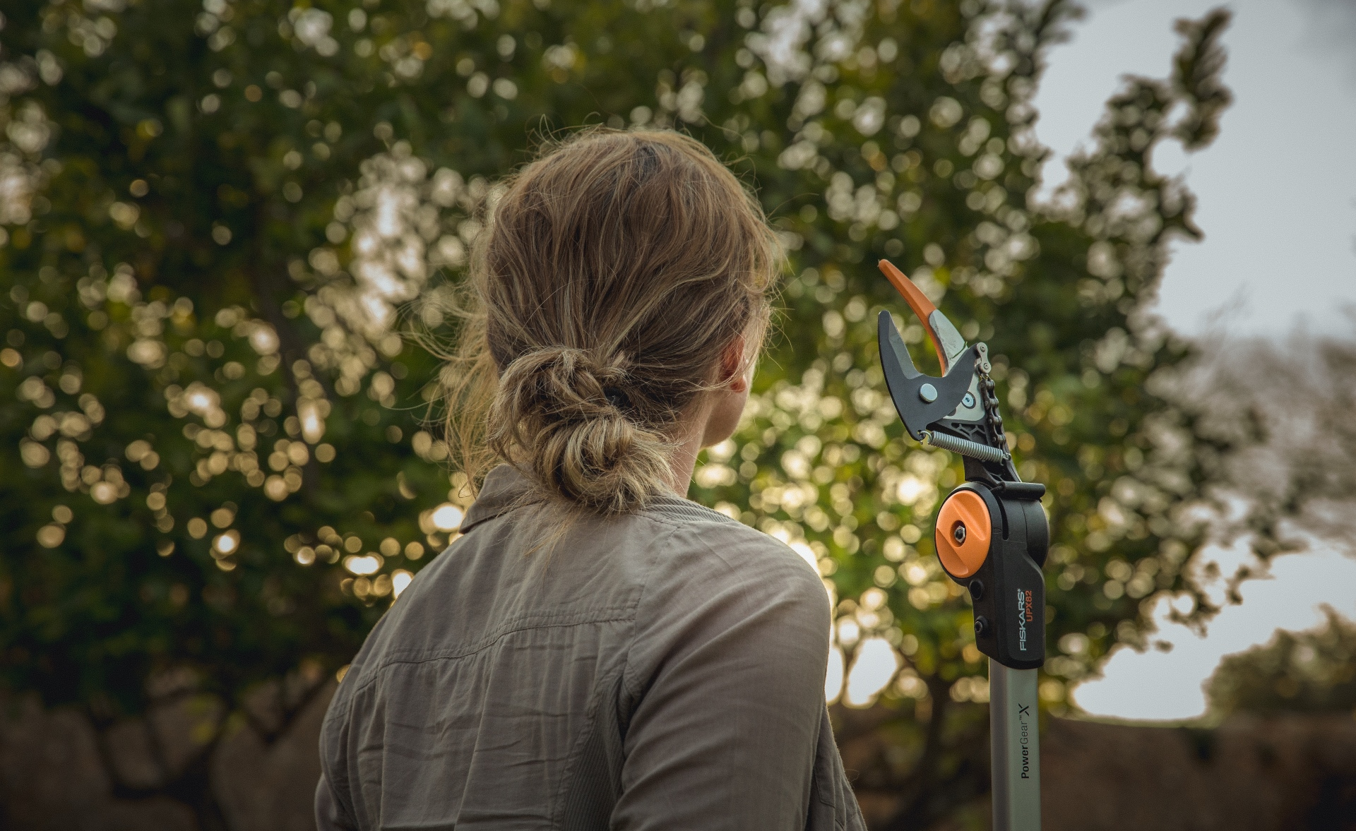Fiskars Garden Action Tree Pruner