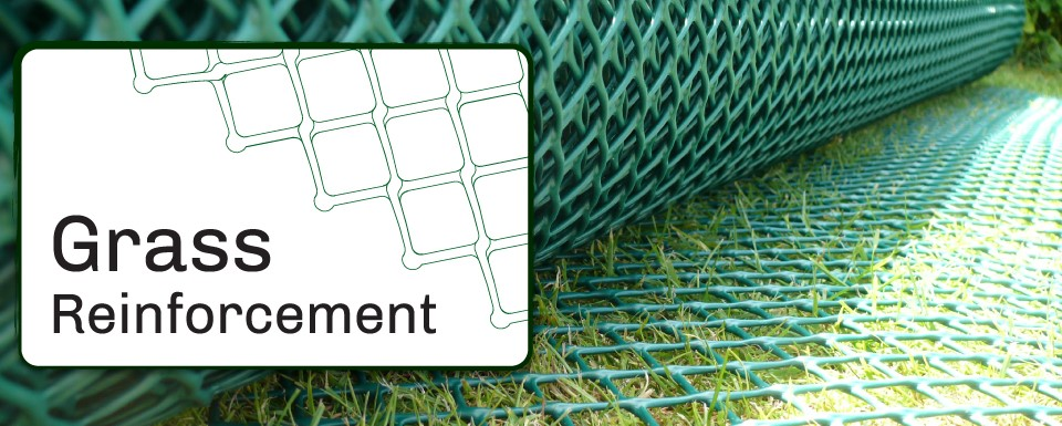 Grass Reinforcement Mesh
