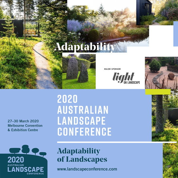 Aust Landscape Conference 2020 Registration