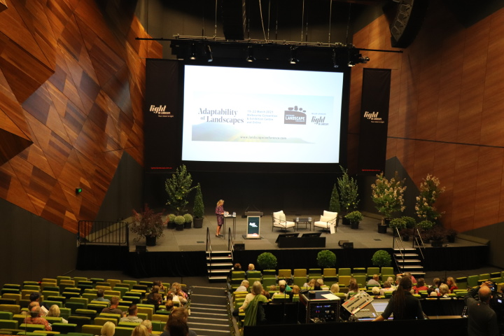 Waiting in anticipation for the Australian Landscape Conference 2021